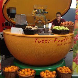 Appelsinbar event